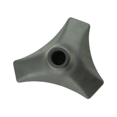 Gummifuß AbleTripod 17 mm Durchmesser