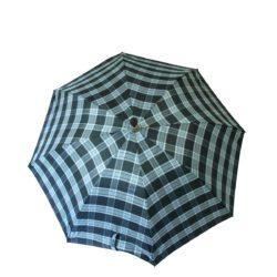 Regenschirm-Gehstock für Herren